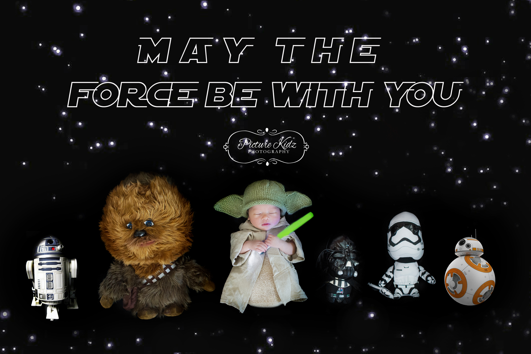 erPICTUREKIDZ May force be with you Star Wars-2